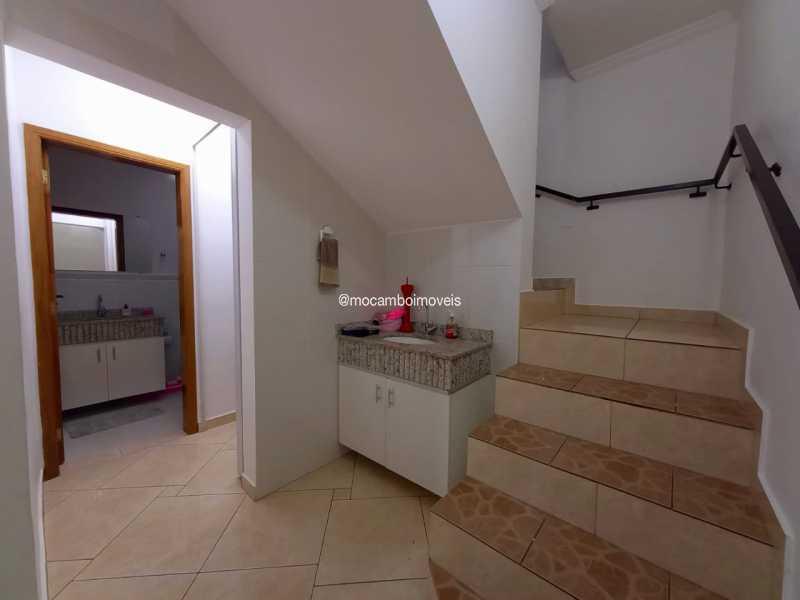 Escada - Casa 3 quartos para alugar Itatiba,SP - R$ 2.200 - FCCA31480 - 9