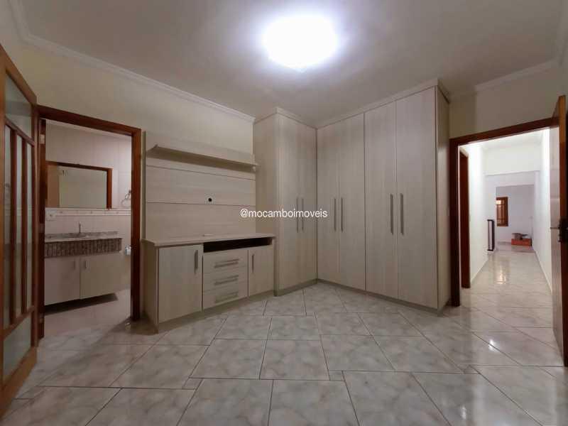 Suíte - Casa 3 quartos para alugar Itatiba,SP - R$ 2.200 - FCCA31480 - 10