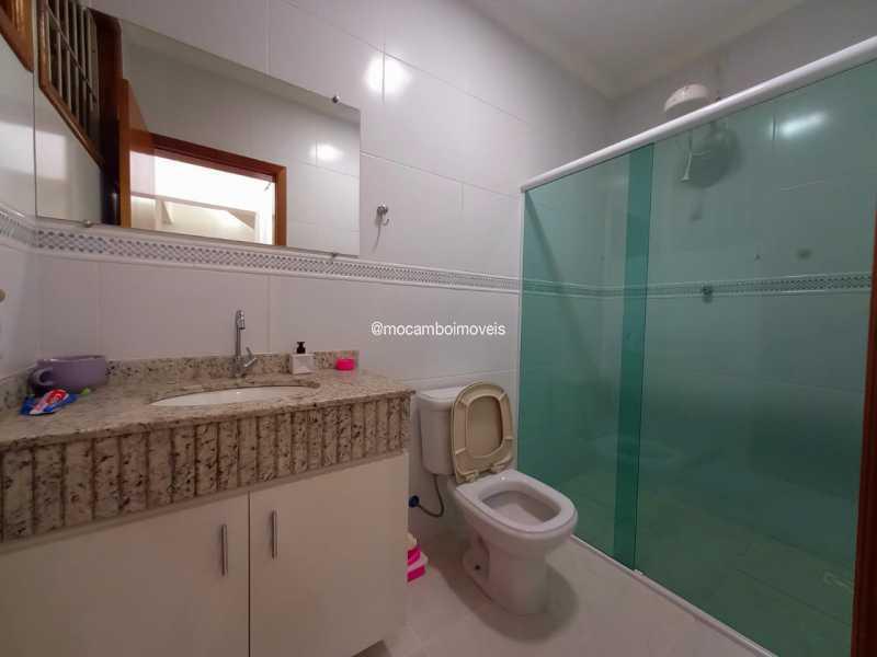 W.C Suíte - Casa 3 quartos para alugar Itatiba,SP - R$ 2.200 - FCCA31480 - 12