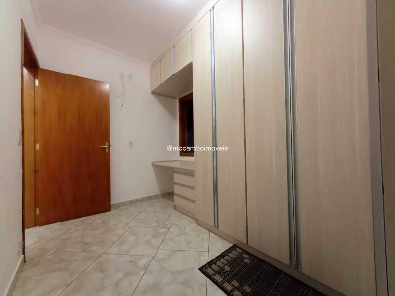 Dormitório 2 - Casa 3 quartos para alugar Itatiba,SP - R$ 2.200 - FCCA31480 - 15