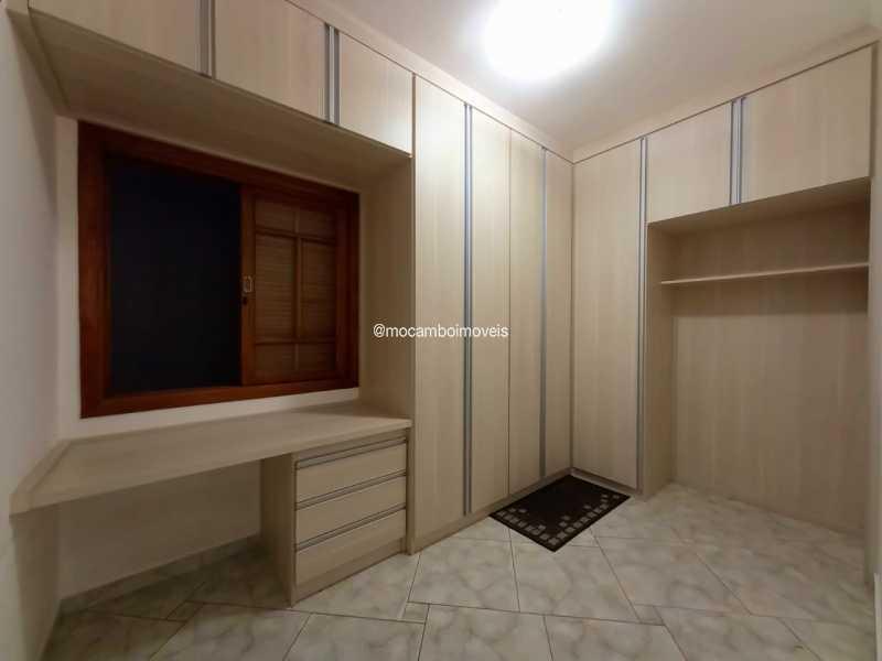 Dormitório 2 - Casa 3 quartos para alugar Itatiba,SP - R$ 2.200 - FCCA31480 - 16