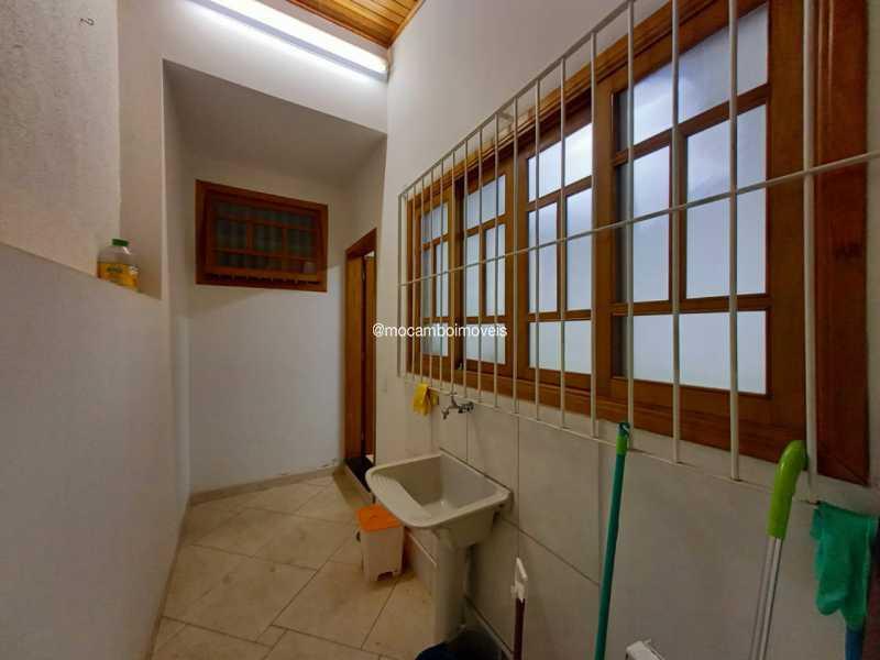Área de serviço - Casa 3 quartos para alugar Itatiba,SP - R$ 2.200 - FCCA31480 - 17