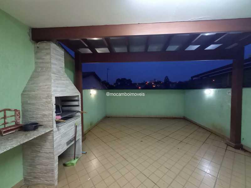 Churrasqueira - Casa 3 quartos para alugar Itatiba,SP - R$ 2.200 - FCCA31480 - 19