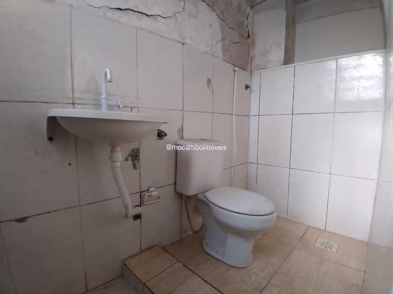 banheiro 2. - Casa 10 quartos para alugar Itatiba,SP Centro - R$ 3.500 - FCCA100001 - 12