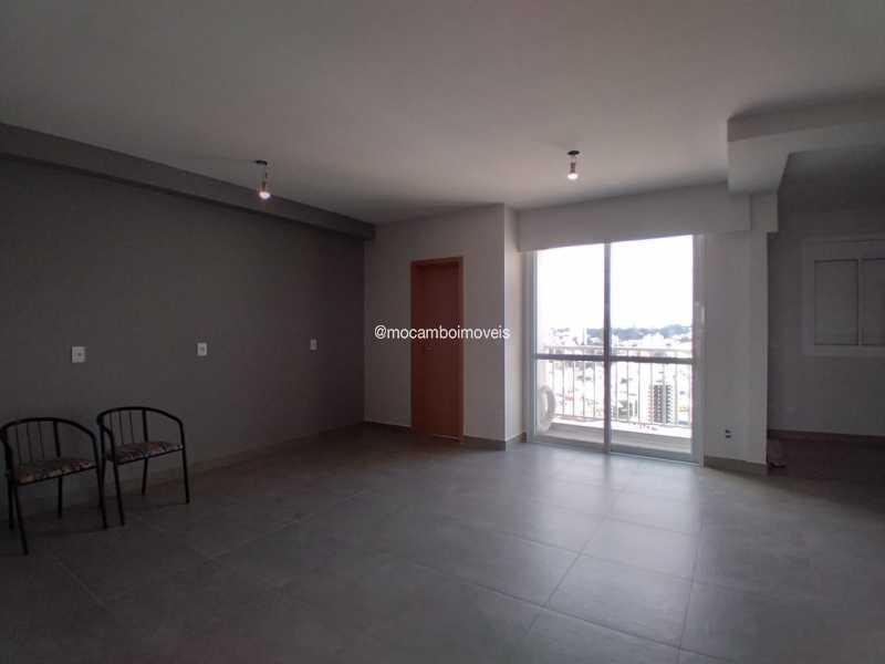 Sala - Apartamento 4 quartos para alugar Itatiba,SP - R$ 6.285 - FCAP40014 - 1