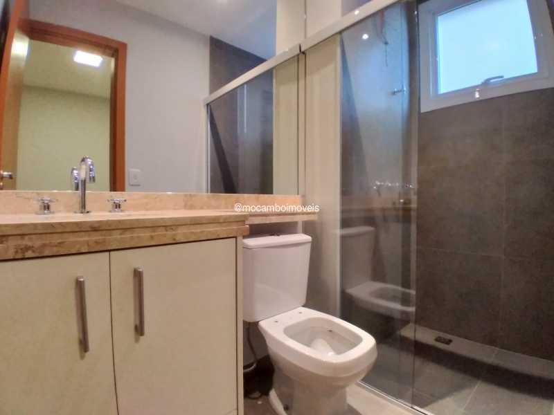 W.C 1 - Apartamento 4 quartos para alugar Itatiba,SP - R$ 6.285 - FCAP40014 - 8