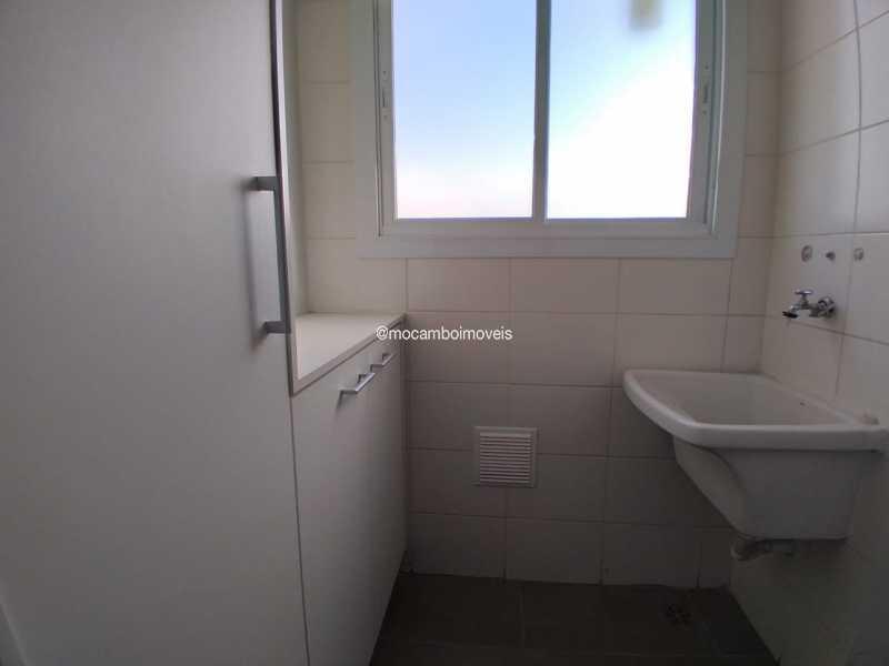 Área de serviço - Apartamento 4 quartos para alugar Itatiba,SP - R$ 6.285 - FCAP40014 - 11