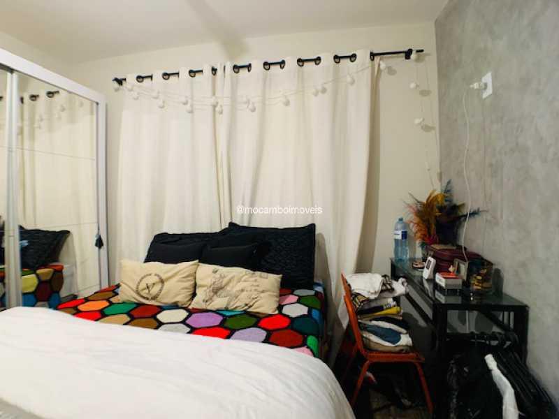 Dormitório  - Apartamento 2 quartos à venda Itatiba,SP - R$ 215.000 - FCAP21285 - 9