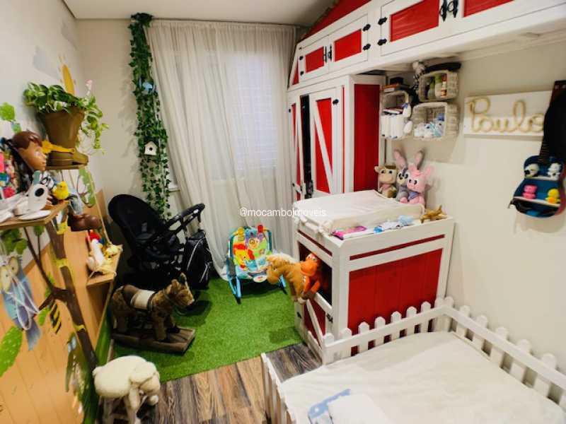 Dormitório  - Apartamento 2 quartos à venda Itatiba,SP - R$ 215.000 - FCAP21285 - 8
