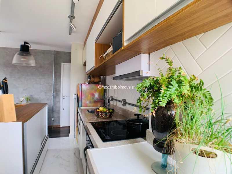Cozinha - Apartamento 2 quartos à venda Itatiba,SP - R$ 215.000 - FCAP21285 - 1