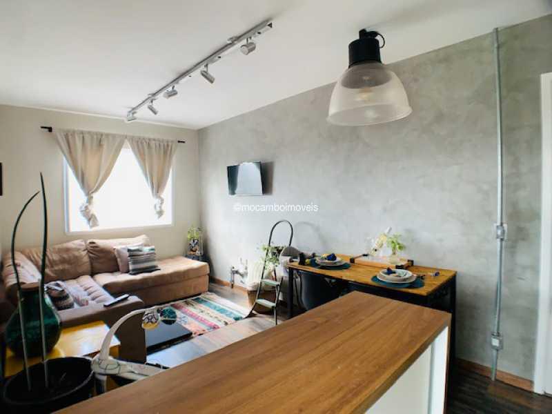 Sala  - Apartamento 2 quartos à venda Itatiba,SP - R$ 215.000 - FCAP21285 - 5