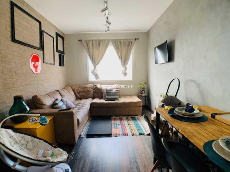 Sala - Apartamento 2 quartos à venda Itatiba,SP - R$ 215.000 - FCAP21285 - 7