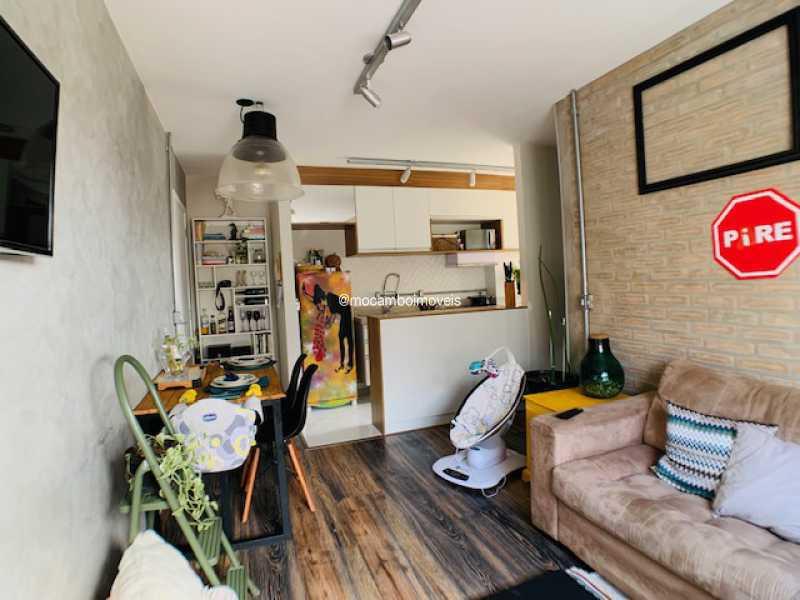 Sala - Apartamento 2 quartos à venda Itatiba,SP - R$ 215.000 - FCAP21285 - 6