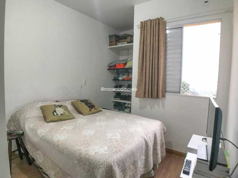 Dormitório - Apartamento 2 quartos à venda Itatiba,SP - R$ 191.500 - FCAP21286 - 6