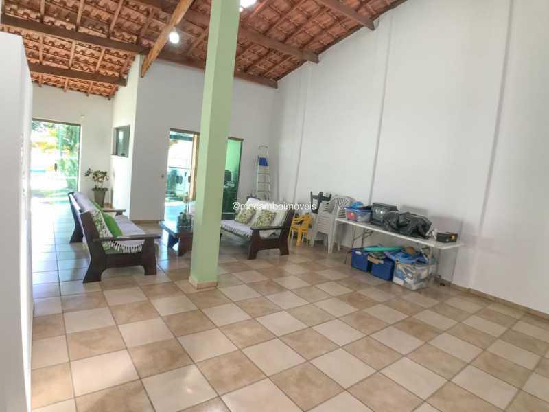 Salão de Festas - Chácara 1035m² à venda Itatiba,SP - R$ 900.000 - FCCH30126 - 18