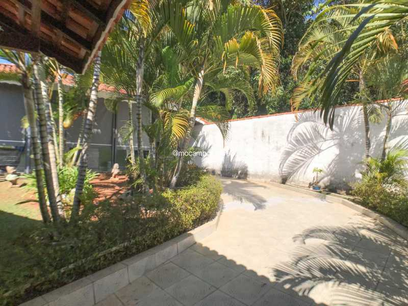 Jardim - Chácara 1035m² à venda Itatiba,SP - R$ 900.000 - FCCH30126 - 12