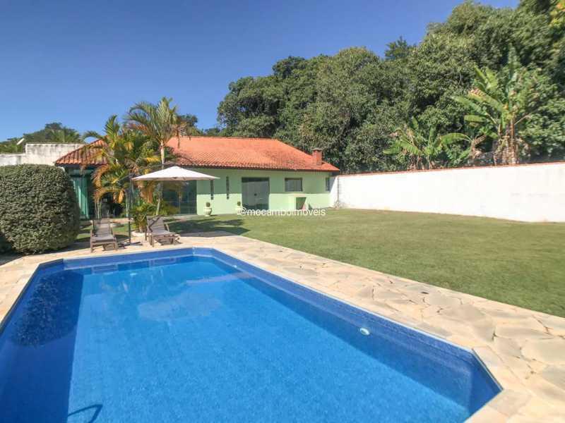 Piscina - Chácara 1035m² à venda Itatiba,SP - R$ 900.000 - FCCH30126 - 1