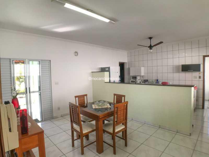 Cozinha - Chácara 1035m² à venda Itatiba,SP - R$ 900.000 - FCCH30126 - 4