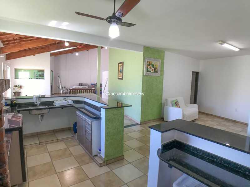 Salão de Festas - Chácara 1035m² à venda Itatiba,SP - R$ 900.000 - FCCH30126 - 16