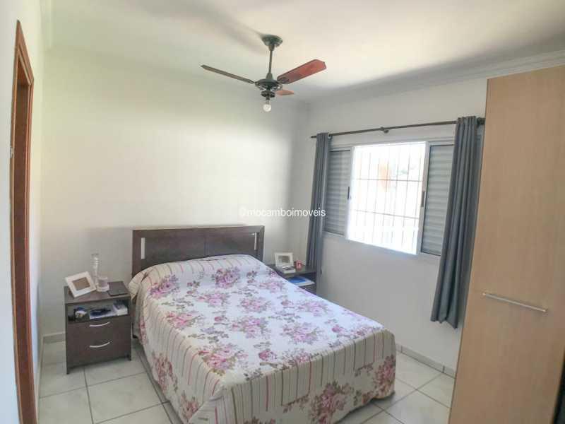 Quarto - Chácara 1035m² à venda Itatiba,SP - R$ 900.000 - FCCH30126 - 6