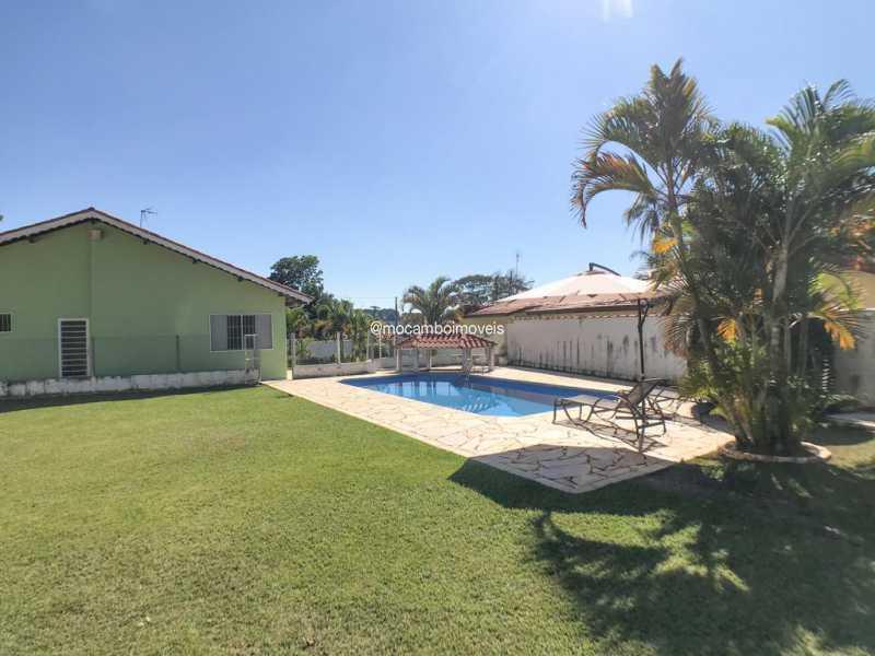 Piscina - Chácara 1035m² à venda Itatiba,SP - R$ 900.000 - FCCH30126 - 11