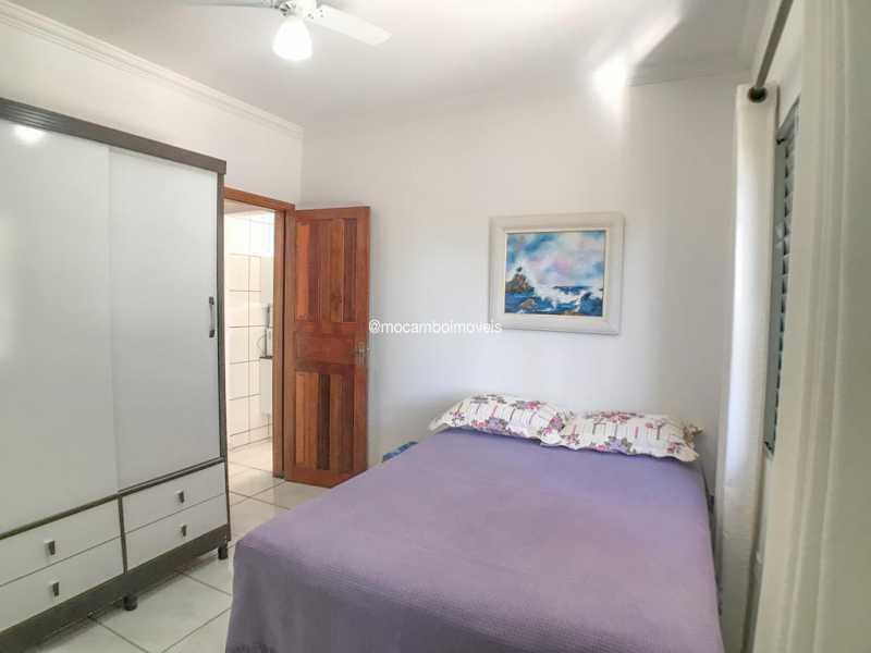 Quarto - Chácara 1035m² à venda Itatiba,SP - R$ 900.000 - FCCH30126 - 8