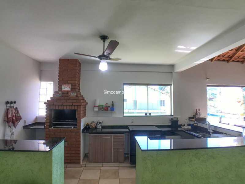 Salão de Festas - Chácara 1035m² à venda Itatiba,SP - R$ 900.000 - FCCH30126 - 15