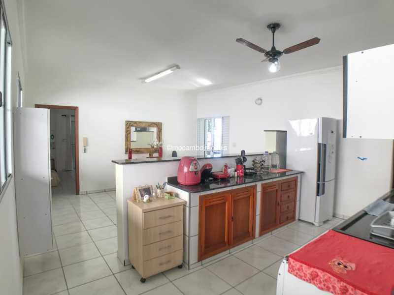 Cozinha - Chácara 1035m² à venda Itatiba,SP - R$ 900.000 - FCCH30126 - 5
