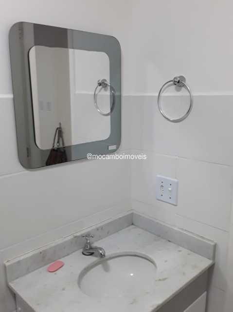 Banheiro pia - Apartamento 2 quartos à venda Itatiba,SP - R$ 225.000 - FCAP21287 - 6