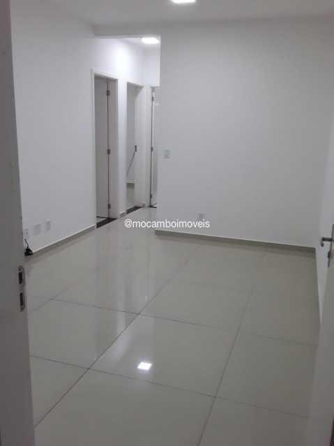 Sala Jantar com Sala TV - Apartamento 2 quartos à venda Itatiba,SP - R$ 225.000 - FCAP21287 - 1