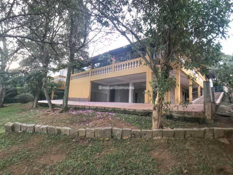 Área Externa - Casa em Condomínio 3 quartos à venda Itatiba,SP - R$ 1.171.000 - FCCN30541 - 18