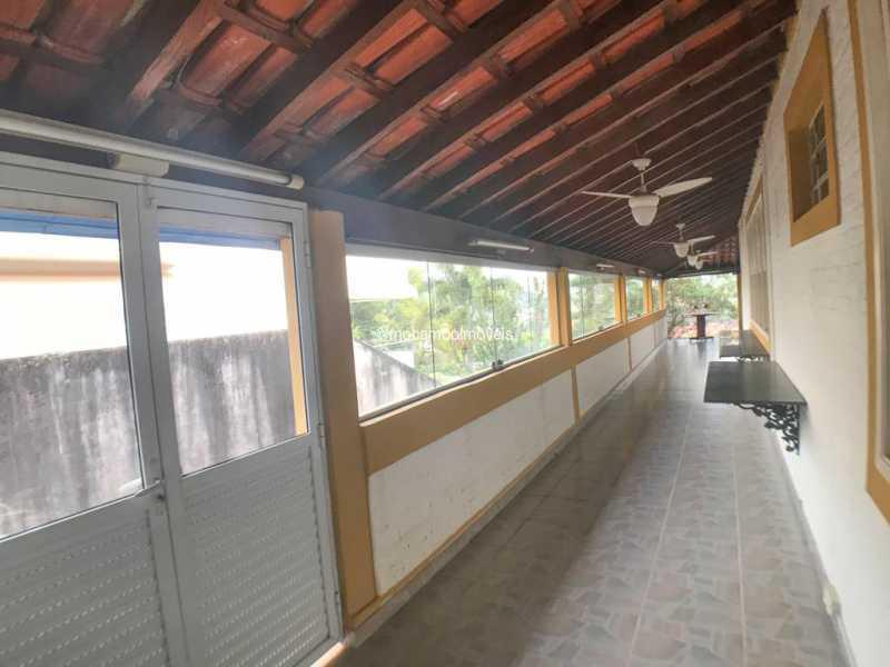 Varanda - Casa em Condomínio 3 quartos à venda Itatiba,SP - R$ 1.171.000 - FCCN30541 - 16