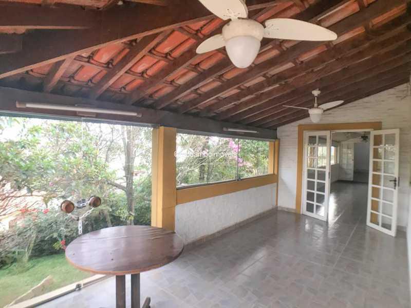 Varanda - Casa em Condomínio 3 quartos à venda Itatiba,SP - R$ 1.171.000 - FCCN30541 - 17