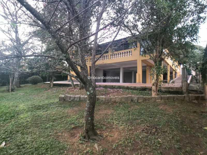 Área Externa - Casa em Condomínio 3 quartos à venda Itatiba,SP - R$ 1.171.000 - FCCN30541 - 1