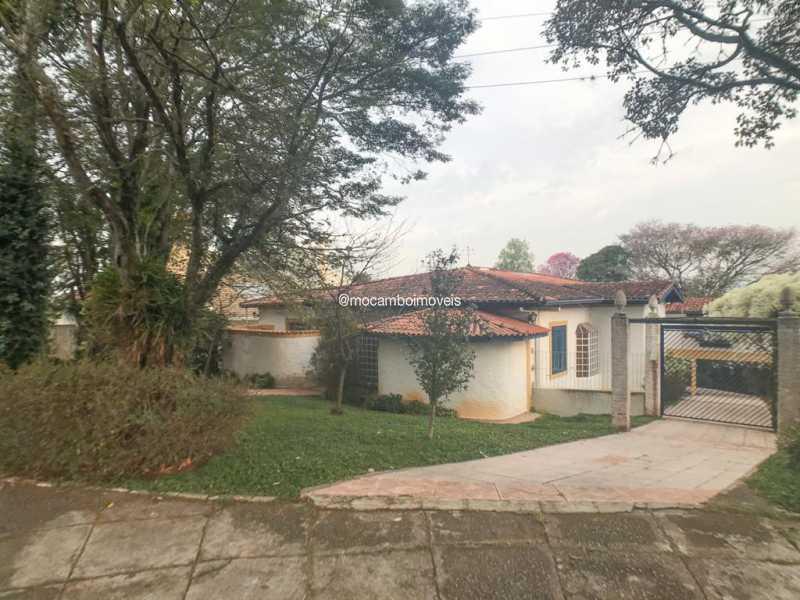 Área Externa - Casa em Condomínio 3 quartos à venda Itatiba,SP - R$ 1.171.000 - FCCN30541 - 19