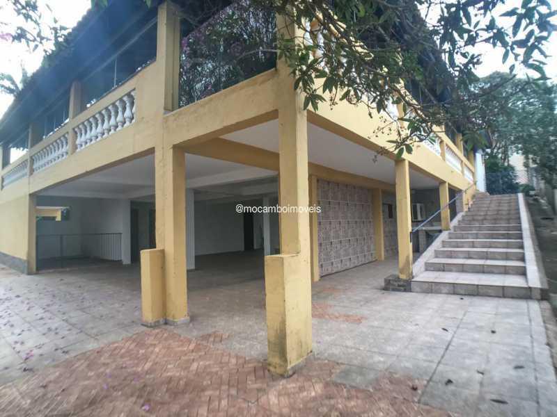 Área Externa - Casa em Condomínio 3 quartos à venda Itatiba,SP - R$ 1.171.000 - FCCN30541 - 20