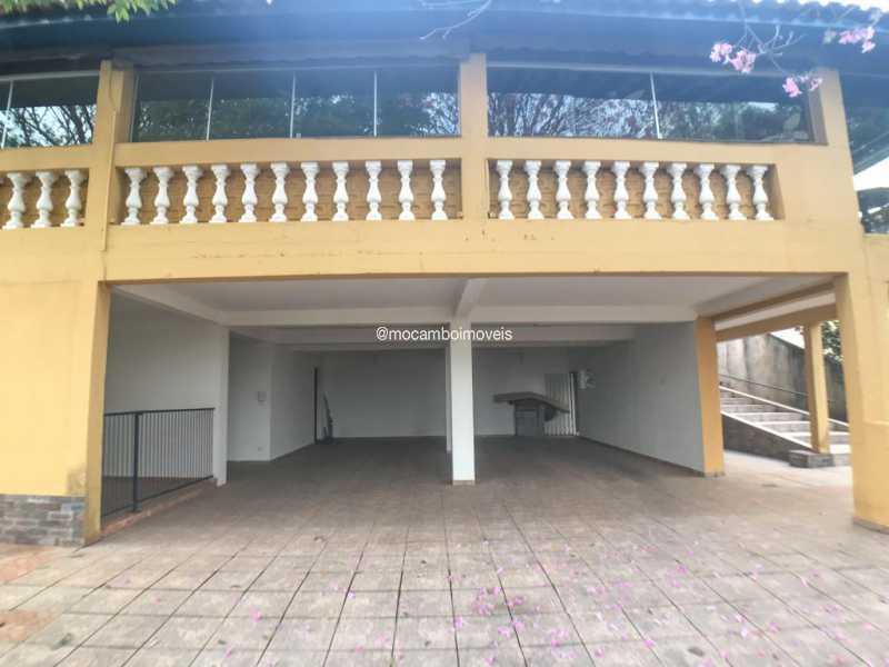 Garagem - Casa em Condomínio 3 quartos à venda Itatiba,SP - R$ 1.171.000 - FCCN30541 - 21