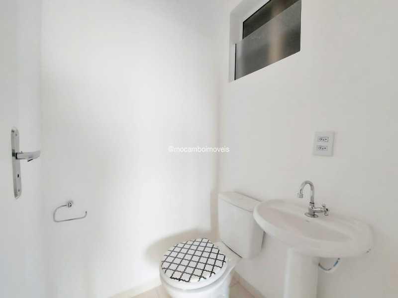 Lavabo - Sala Comercial 21m² para alugar Itatiba,SP - R$ 750 - FCSL00243 - 6