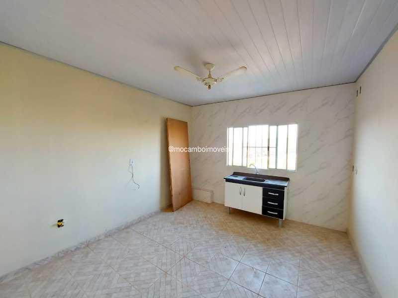 Cozinha - Casa 1 quarto para alugar Itatiba,SP - R$ 850 - FCCA10319 - 1