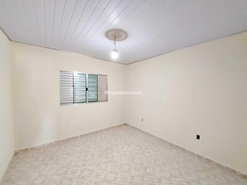 Dormitório - Casa 1 quarto para alugar Itatiba,SP - R$ 850 - FCCA10319 - 3