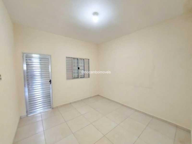 Dormitório - Casa 1 quarto para alugar Itatiba,SP - R$ 850 - FCCA10320 - 3
