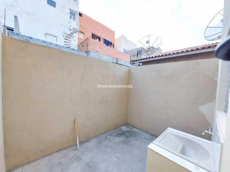 Área de serviço - Casa 1 quarto para alugar Itatiba,SP - R$ 850 - FCCA10320 - 5
