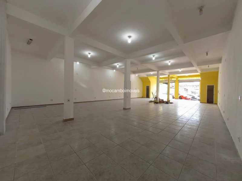 Salão - Galpão 180m² para alugar Itatiba,SP - R$ 4.000 - FCGA00193 - 1