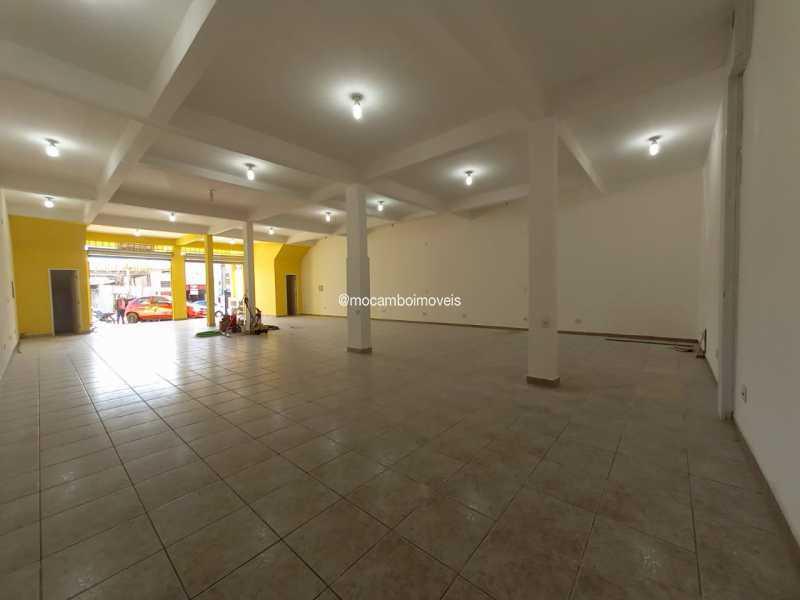 Salão - Galpão 180m² para alugar Itatiba,SP - R$ 4.000 - FCGA00193 - 4