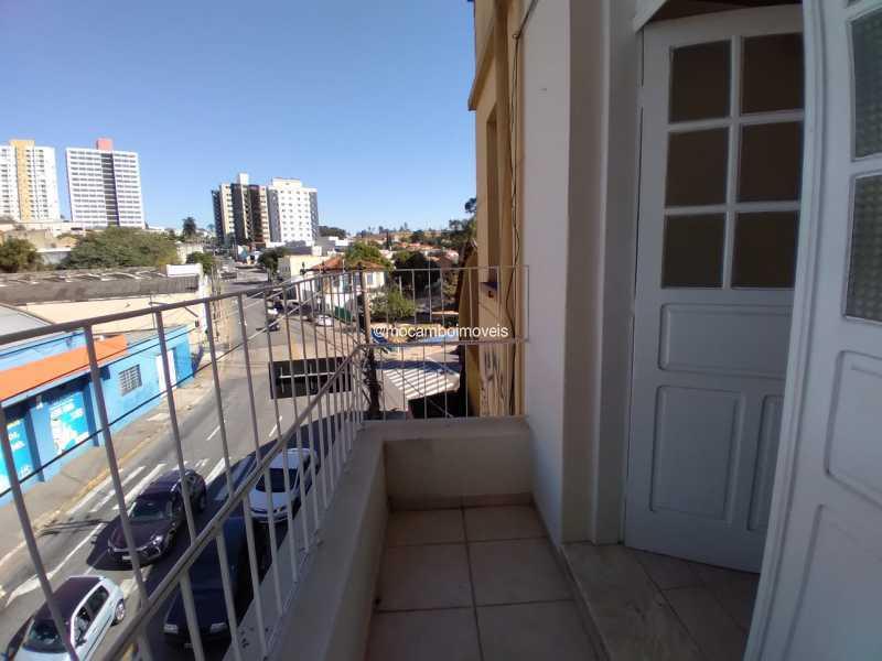 Sacada - Apartamento 2 quartos para alugar Itatiba,SP - R$ 1.230 - FCAP21289 - 1