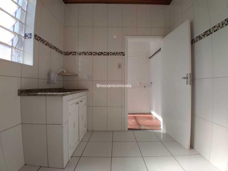 Cozinha - Apartamento 2 quartos para alugar Itatiba,SP - R$ 1.230 - FCAP21289 - 5