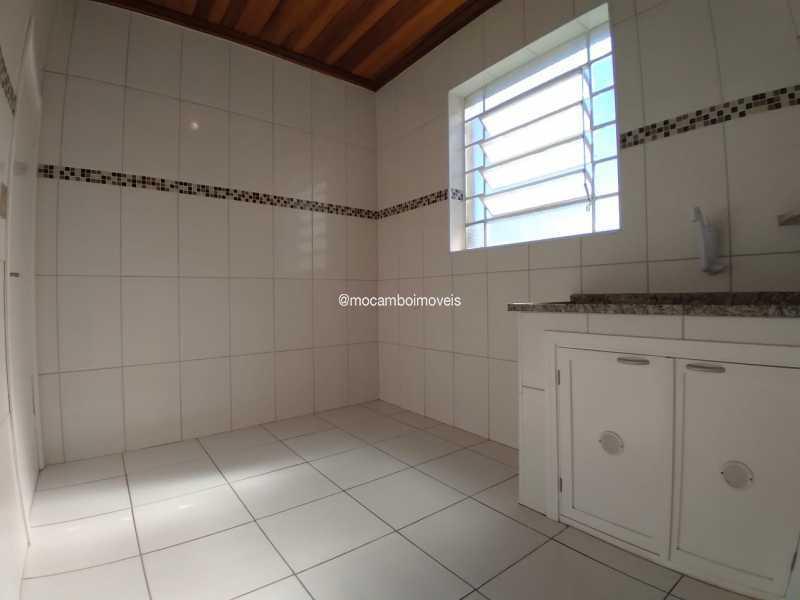 Cozinha - Apartamento 2 quartos para alugar Itatiba,SP - R$ 1.230 - FCAP21289 - 6