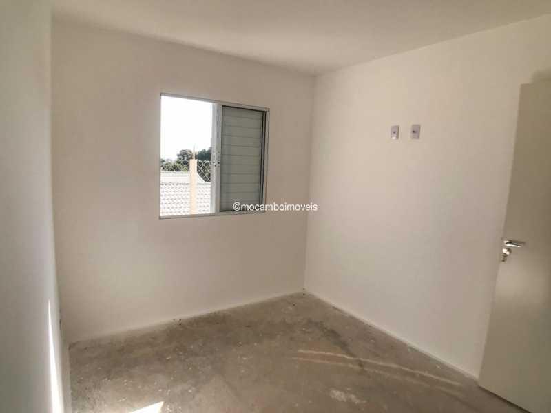 Quarto - Casa em Condomínio 2 quartos à venda Itatiba,SP - R$ 190.000 - FCCN20043 - 6