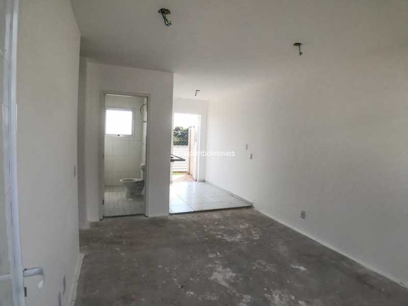 Sala - Casa em Condomínio 2 quartos à venda Itatiba,SP - R$ 190.000 - FCCN20043 - 4
