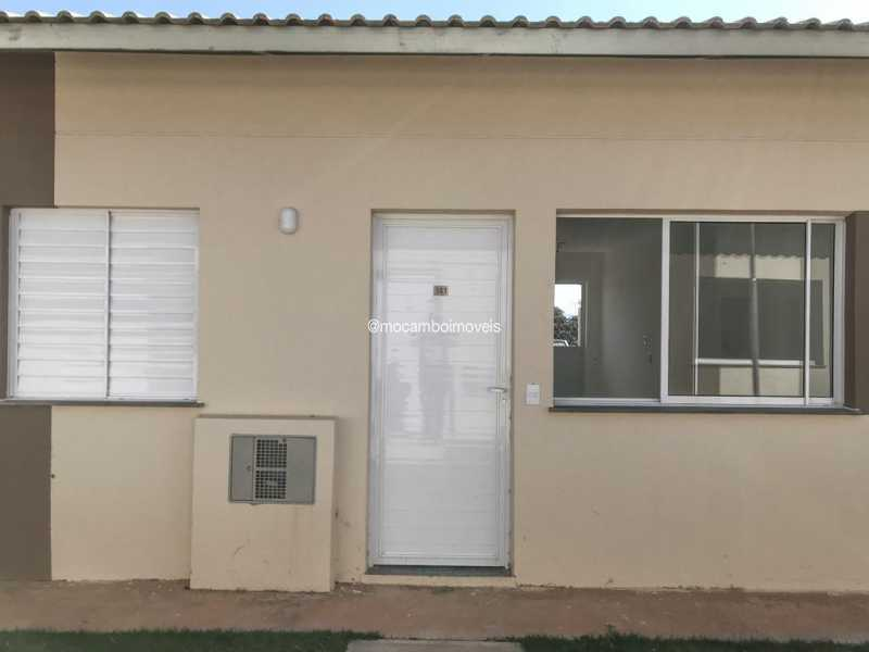 Fachada - Casa em Condomínio 2 quartos à venda Itatiba,SP - R$ 190.000 - FCCN20043 - 9